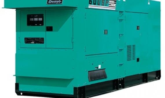 Denyo DCA-600SPK 550KVA 605KVA