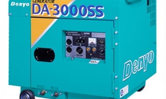 Denyo DA-3000SS 2.7KVA