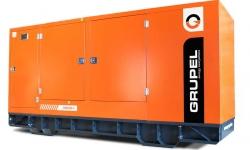 Máy phát điện Grupel-IVECO