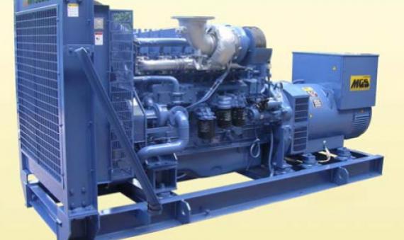 Máy phát điện Mitsubishi MGS0450B 480KVA 515KVA