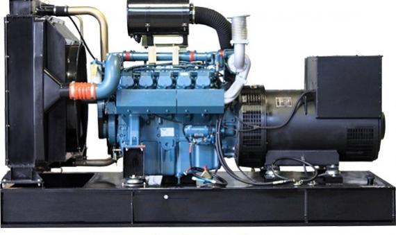 Máy phát điện Doosan 350KVA 385KVA P158LE-1